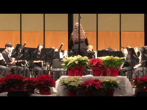 Soaring by Naoya Wada performed by the Adlai E. Stevenson Freshman (7th period) Band