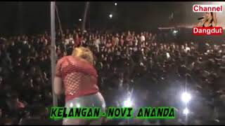 Kelangan Novi Ananda Goyang Kluget Dangdut hot