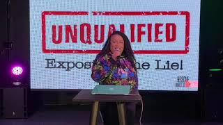 Unqualified: Exposing The Lie! - Pastor Emmanuella Young