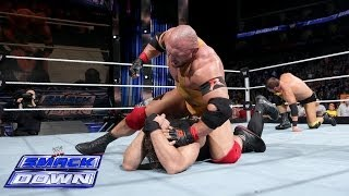 Fatal 4-Way Match for the United States Championship: SmackDown, May 2, 2014