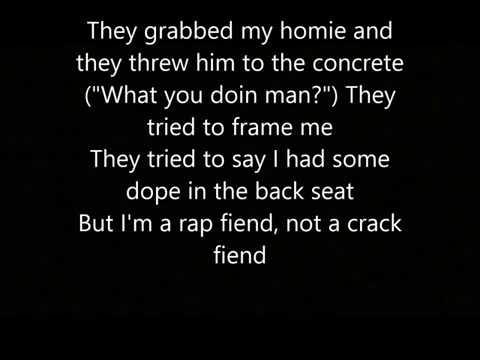 2Pac - Violent Lyrics (HQ)