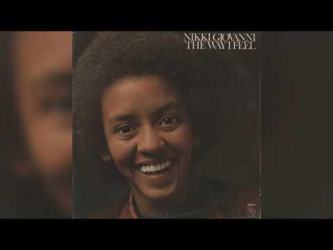 The Way I Feel (full album) - Nikki Giovanni [1975 Soul / Poetry]
