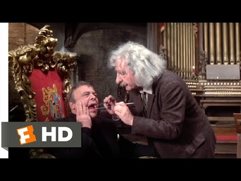 The Pink Panther Strikes Again (10/12) Movie CLIP - The Dentist (1976) HD
