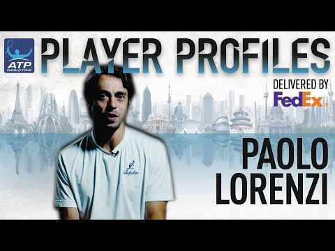 Paolo Lorenzi FedEx ATP Player Profile 2017