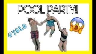 THIS POOL PARTY WAS LIT!! | Kayla Boyd Top 10 Video