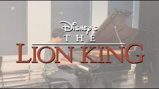 The Lion King Piano Medley by Elijah Lee