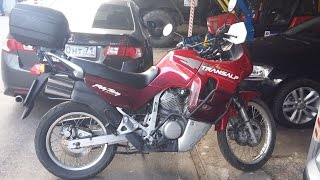 ВЕСТ-МОТО Покупка мотоцикла Honda XL 600 V Transalp