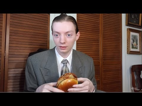 I Review McDonald's Bacon Smokehouse Buttermilk Crispy Chicken Sandwich