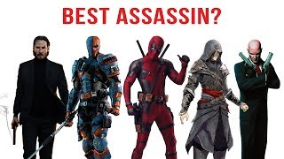 Top 10 Assassins in the World