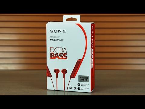 Sony XB70BT bluetooth kulaklık incelemesi