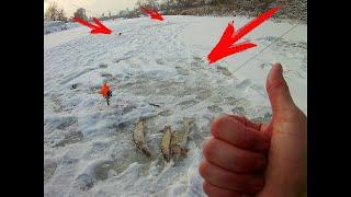 Ловля щуки на жерлицы  Успешная рыбалка на живца