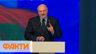 Никаких танков! Заявление Лукашенко о прекращении войны на Донбассе