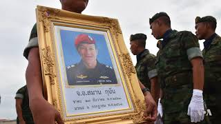 Latest on Efforts to Rescue Thai Soccer Team Trapped Inside Cave