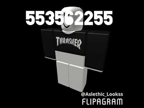 Thrasher Crop Codes Youtube