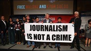 """뉴스타파 - """"함께하면 우리는 강하다"""" #IJAsia18"""