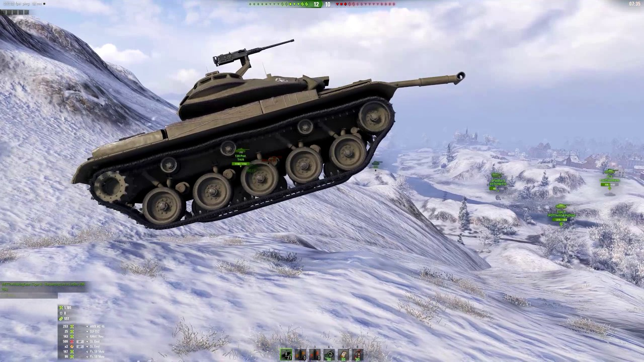 WORLD OF TANKS – Epic wins and fails [Episode 70]