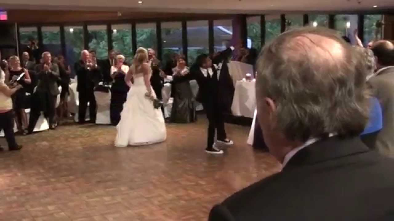Jason And Ashleigh Wedding Reception Entrance Sept 21 2013 Youtube