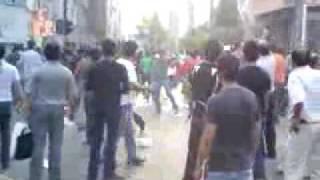 one person killed in gun shooting in tehran  iran  20th june