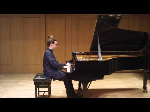 Chopin Nocturne in D flat major, Op. 27 No. 2 - Ashley Fripp