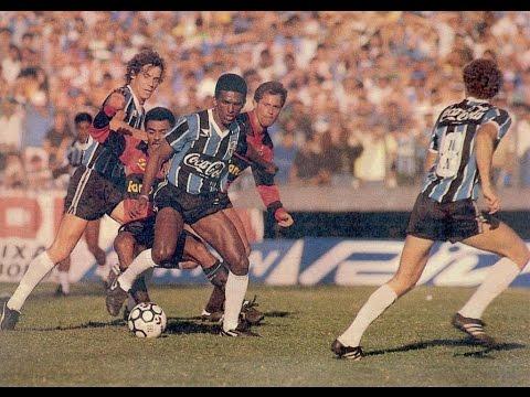 Copa do Brasil 1989 - FINAL - Grêmio 2x1 Sport - Olímpico