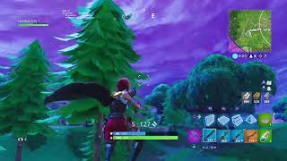 Getting 10 kills in fortnite solo
