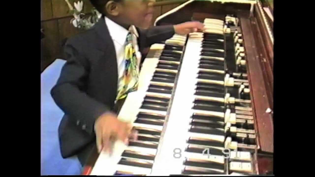 Gotcha >> Gotcha Now Documentary: Part 1 (The life & music of Cory Henry) - YouTube