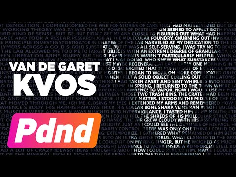 Van de Garet - KVOS (Official Video)