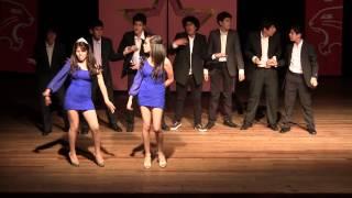 Taller de Teatro en TRILCE (High School Musical 3)