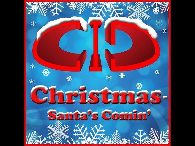 Christmas-Sant's comin