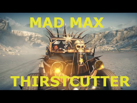 Mad Max -  Rockstar Thirstcutter DLC Vehicle