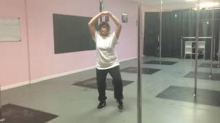 Teen Hip Hop Dance Performance Age 15