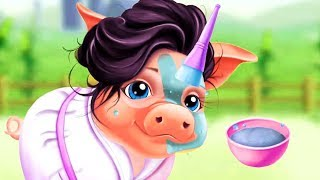 Animal Hospital Care Games - Funny Pet Vet Gameplay Video