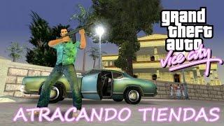 "Guia comentada GTA Vice City parte 39 ""Atracando tiendas"""