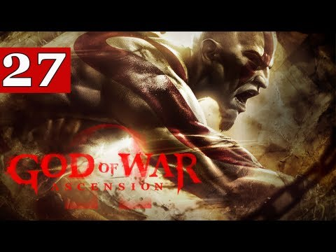 God of War Ascension Gameplay Walkthrough - Part 27 - The Other Me - Lets Play Commentary