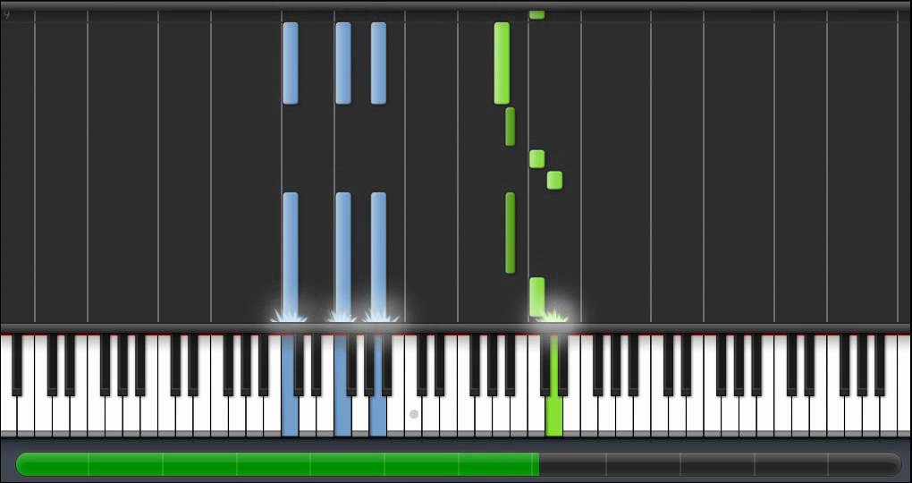 (How to Play) The Little Drummer Boy (Christmas Song) (Easy) on Piano (100%) - YouTube