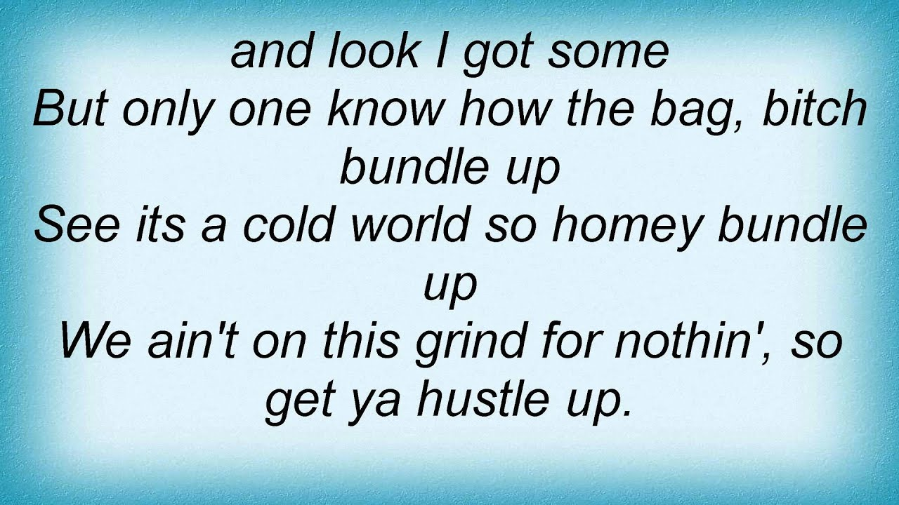 By hustler lil lyric music wayne