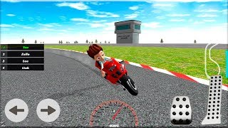 Paw Ryder Moto Racing 3D - Gameplay Android Moto Racing Game