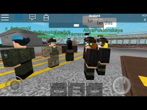 Roblox-Russian airborne troops (Good memories)