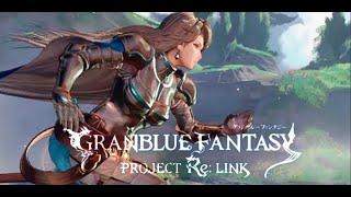 Tráiler Granblue Fantasy Project RE: Link