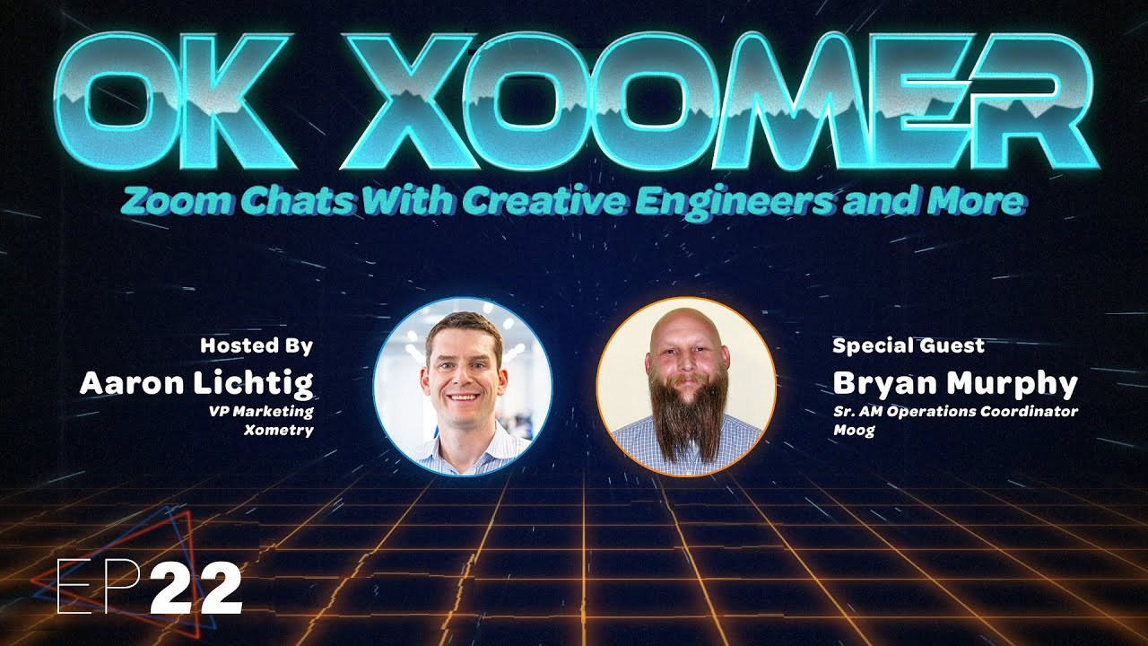 Ok Xoomer EP22   Bryan Murphy   Additive Manufacturing Materials of the Future