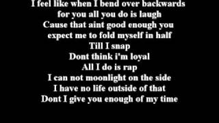 Eminem - Recovery - 12. 25 To Life Lyrics