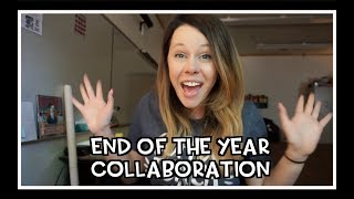 End Of The Year Collaboration|| Build A Tiny House
