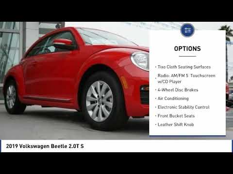 2019 Volkswagen Beetle 2019 Volkswagen Beetle 2.0T S FOR SALE in Corona, CA V9027