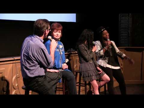 20 FEET FROM STARDOM Q&A at the Belcourt (7/7/13)