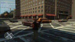 GTA IV PC - Ultimate Textures MOD v2.0 Gameplay AMD Phenom II X4 955 3,2Ghz Black Edition + ATI 4850