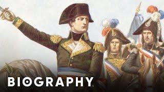 Napoleon - French Military Leader u0026 Emperor   Mini Bio   BIO