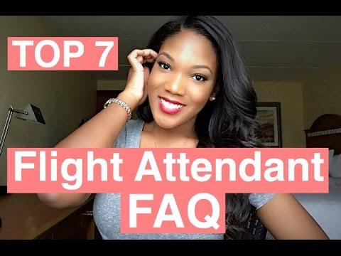 Flight Attendant Top 7 Faq Pros Cons Training Tattoos Youtube