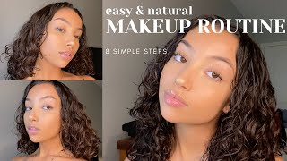 MY EVERYDAY MAKEUP ROUTINE | easy and natural