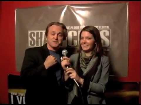 KATIE CHATS: ROBERT NOLAN, ACTOR, GOD'S ACRE, SHARPCUTS FILM FESTIVAL, 05/10