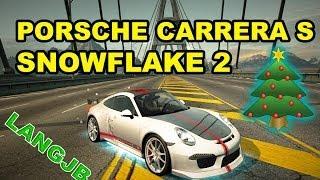 NFS World Porsche Carrera S Snowflake 2 [LANGJB] 2013